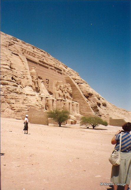 Abu Simbel Egypt - Ramses Temple