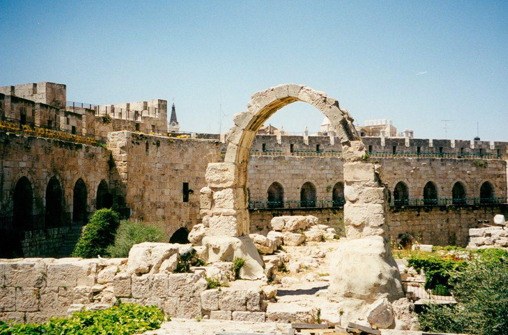 Jerusalem  – Where the Millennium Began Counting