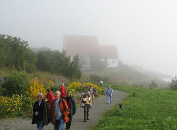 Hartstad Kirke, Norway