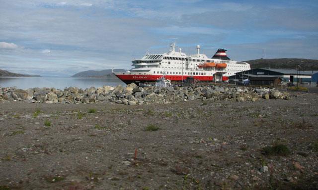 Norway Vessel Polarlys, Norwegian coastal Cruise