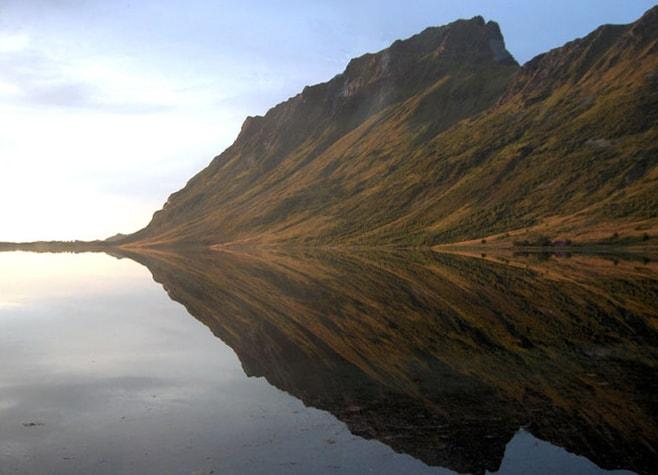 Leaf Mountain, Norway, Cruise