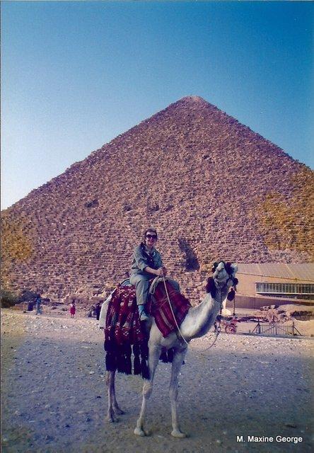 Pyramid of Giza, the Cephren