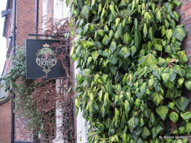 Royal Oak Hotel, Wales