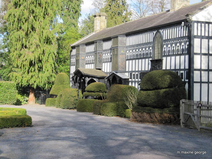 Although the home and grounds are quite appealing to visit, it is the story of the Ladies of Llangollen that continues to fascinate visitors.