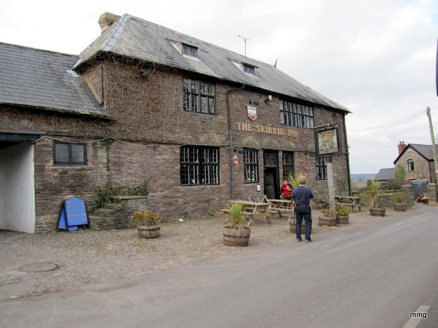 Skirrid Inn, Wales