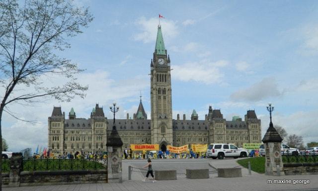 Parliament Buildings, Ottawa