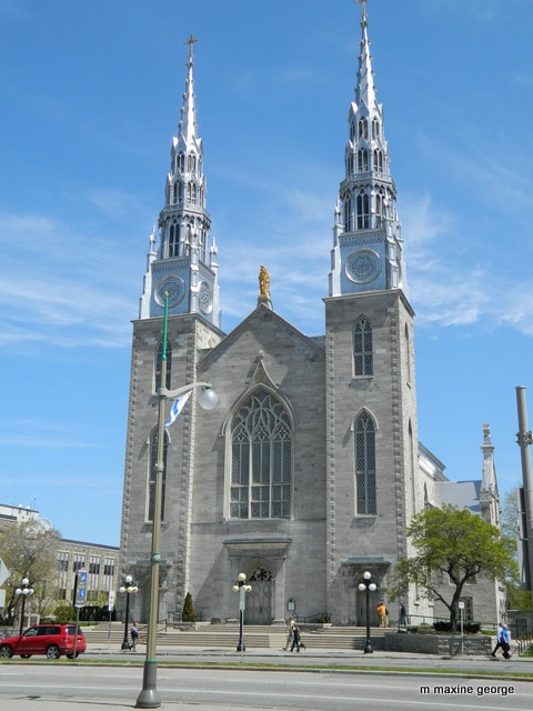 Notre-Dame Cathedral Basilica, Ottawa
