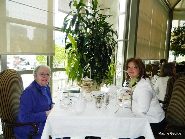 Chateau Laurier, Tea time, Ottawa