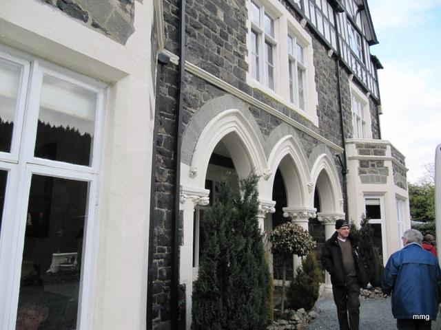 Dolserau Hall, Dollgellau, Wales.