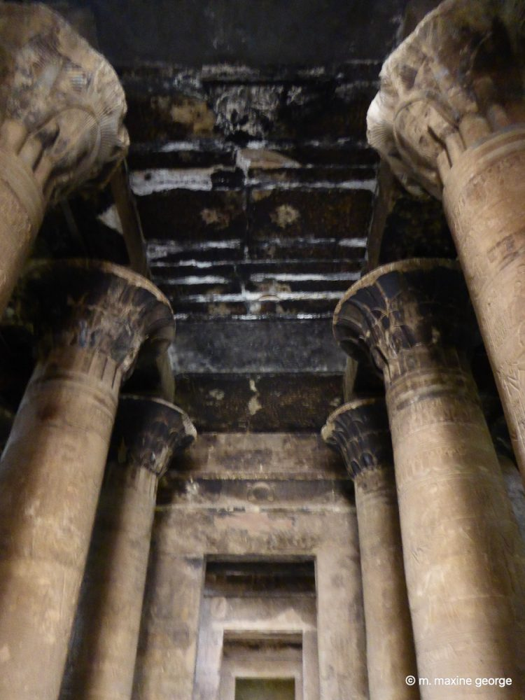 Temple of Edfu Horus