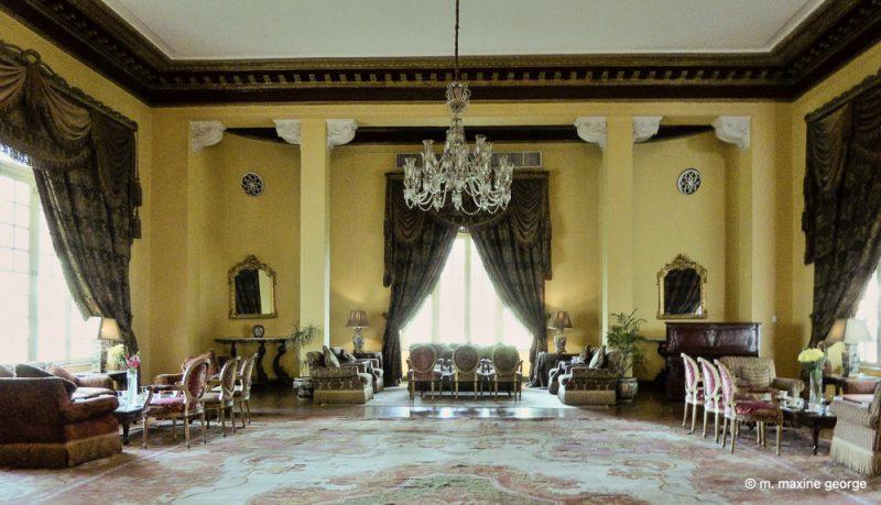 Banquet Hall, Winter Palace, Luxor