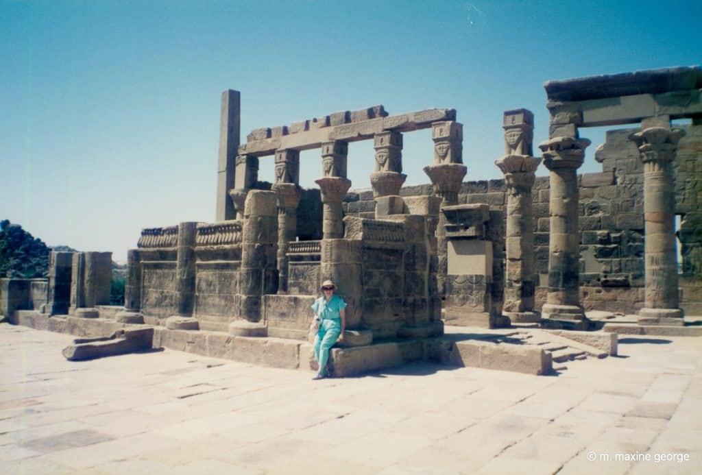 The Sanctuary of Isis, Philae