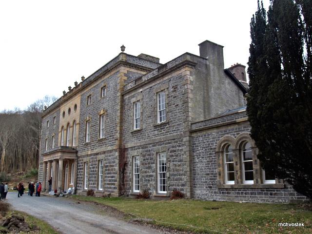 Nanteos Mansion, Wales. Photo courtesy of Milan Chvostek