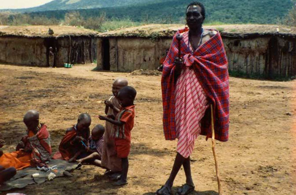 Come With Me to A Masai Village in Kenya
