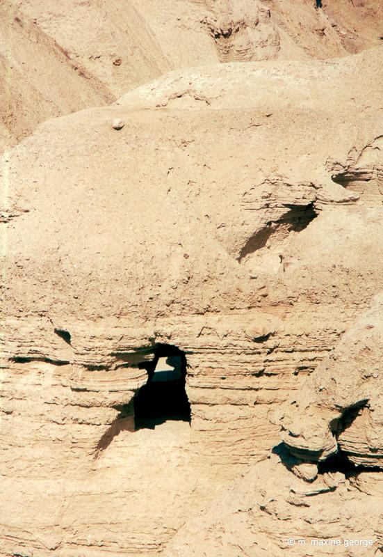cave where Dead Sea scrolls were found