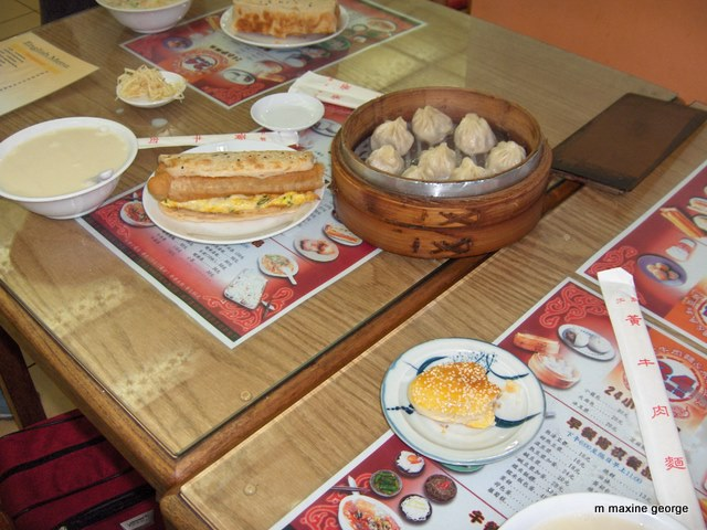 taste of orient, culinary adventure of the food in Taiwan.