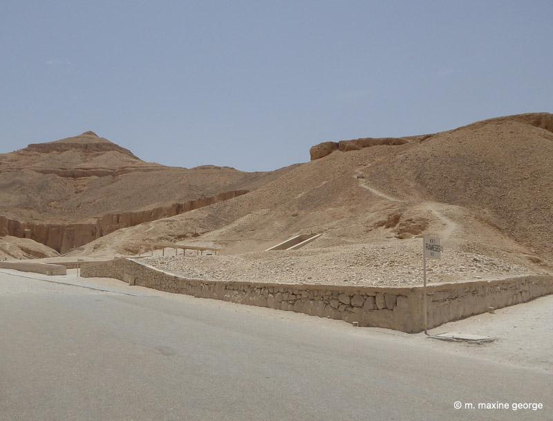 Kormer Hills, Valley of the Kings Egypt