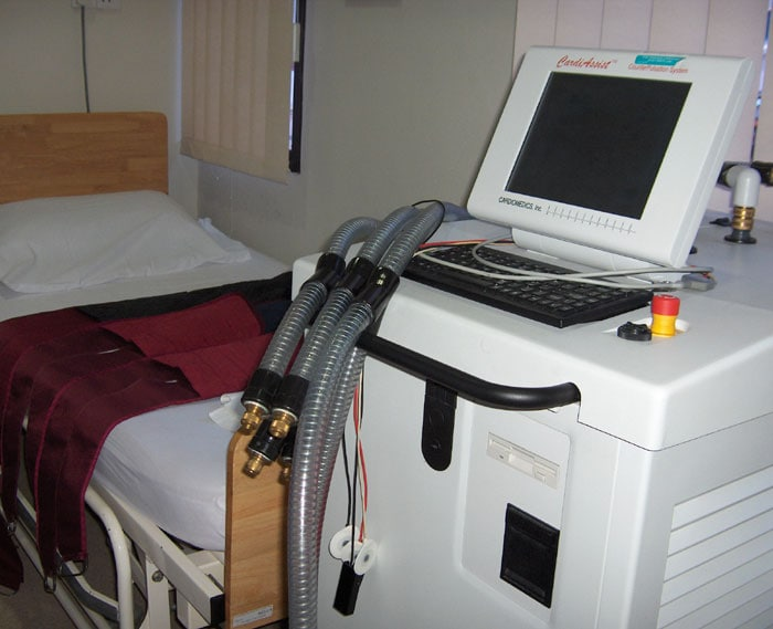 CardiAssist at the Penang Adventist Hospital, Penang Malaysia