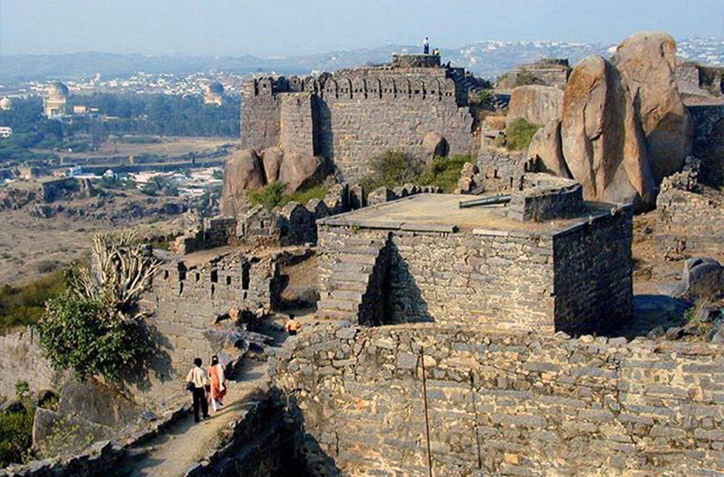 Echoes of Past Splendour: India's Golconda Fort