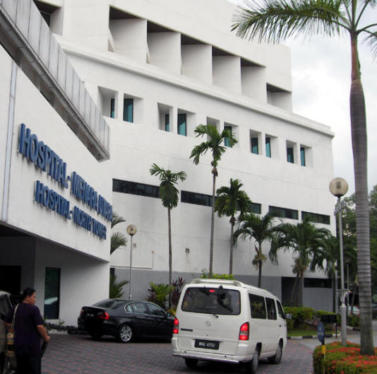 Subang Jaya Medical Centre North Tower Selangor Darul Ehsan, Malaysia.