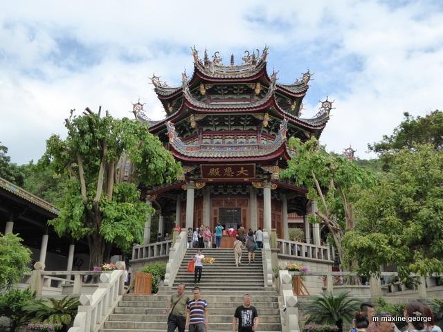 Xiamen, China on the Maritime Silk Road