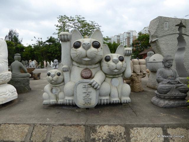 The Xiamen Huihe Stone Cultural Garden