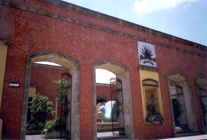 Mundo Cuervo Plaza, Tequila, Mexico