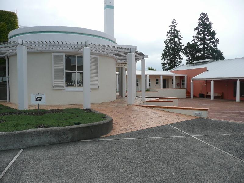 Te Mata Estate Winery New Zealand