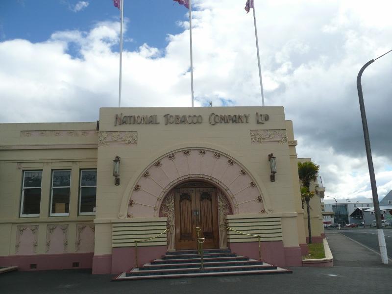 National Tobacco Company Ltd, Napier