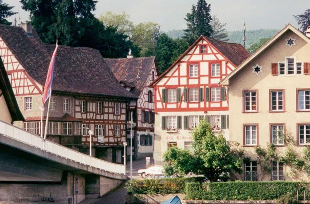 Stein am Rhein, an Enchanting Medieval Village in Switzerland