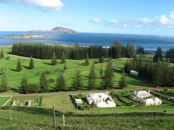 Norfolk Island -  Golf Course