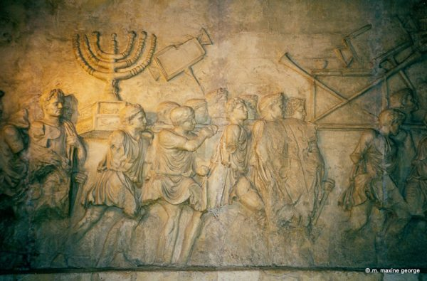 A relief in Tel Aviv's Diaspora Museumis Israel