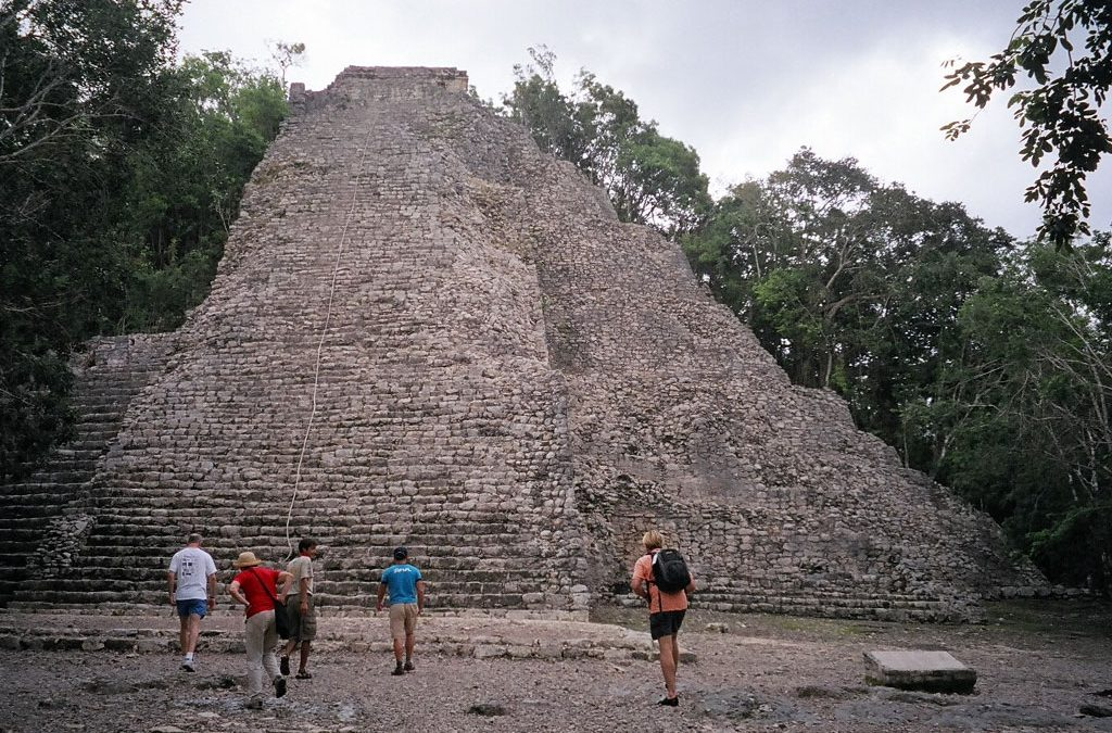 Come with us on a Mayan Adventure