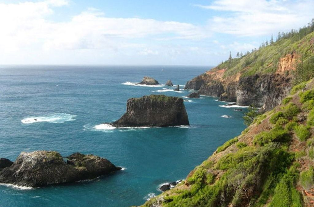 Norfolk Island, a gem in the South Pacific with a connection to the Mutiny on the Bounty